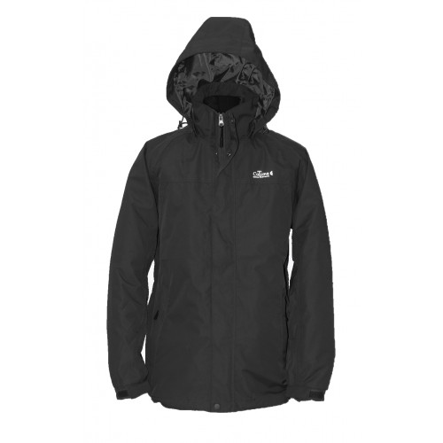 Unisex Waterproof Jacket  - EH1402 Black
