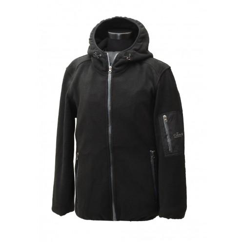 Unisex Micro Fleece Jacket  - EH1602 Black